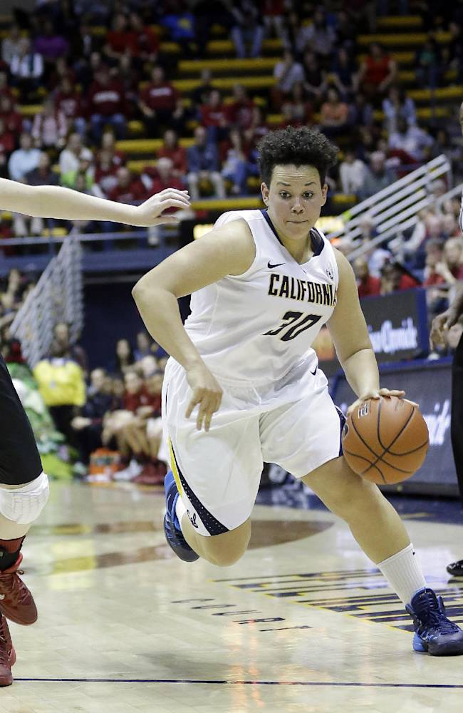 Cal's Mikayla Lyles makes impact on, off the court
