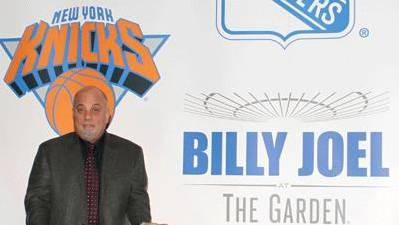 Billy Joel to Take Up Residence at MSG