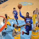 Covington scores 25 points, 76ers beat Nuggets 99-85 The Associated Press