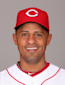 C&eacute;sar Izturis - Cincinnati Reds