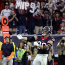 Watt leads Texans to 23-17 win over Jaguars The Associated Press