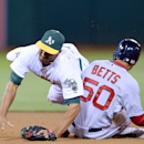 Boston Red Sox v Oakland Athletics Getty Images