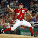 Ramos homers, drives in 2 as Nationals defeat Giants 3-1 The Associated Press