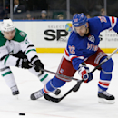Stars' Roussel suspended 2 games for hit on Boston's McQuaid The Associated Press