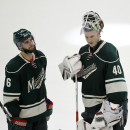 Re-signing Dubnyk tops Wild's offseason to-do list The Associated Press