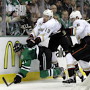 Ducks stumble home even with Dallas for Game 5 The Associated Press