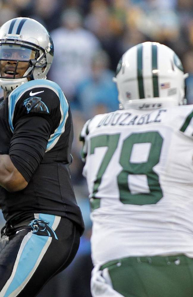 Panthers 1 win from ending playoff drought