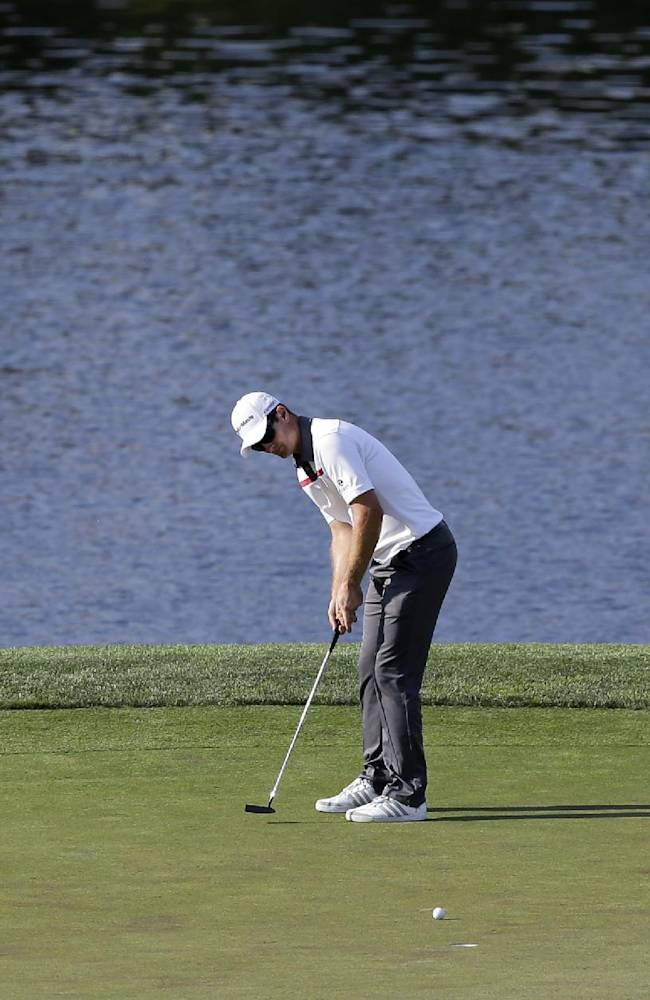 Rose overcomes a US Open setup at Congressional
