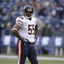 Briggs says he's likely in final season with Bears The Associated Press