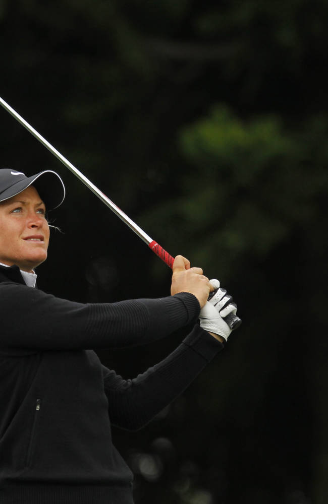 Paced by ace, Pettersen widens lead in Taiwan
