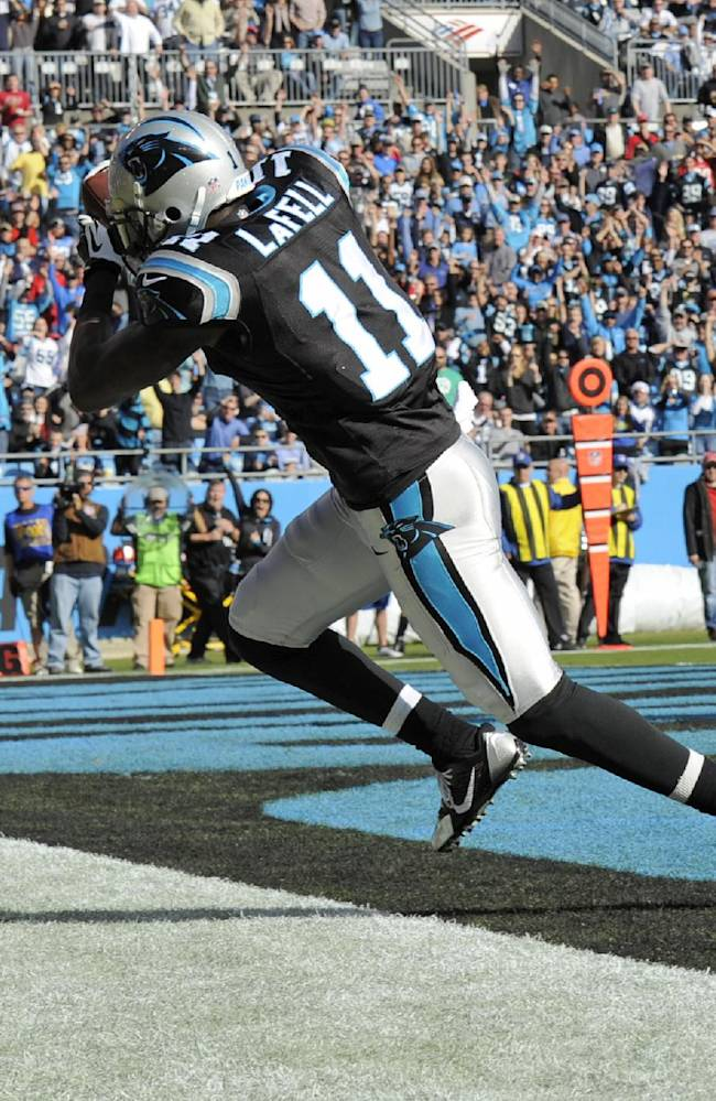 5 things to know after Panthers stuff Bucs 27-6