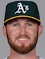 Ryan Cook - Oakland Athletics