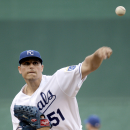 Royals' Jason Vargas needs Tommy John surgery The Associated Press