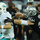 Ryan Tannehill leads the way in London The Associated Press