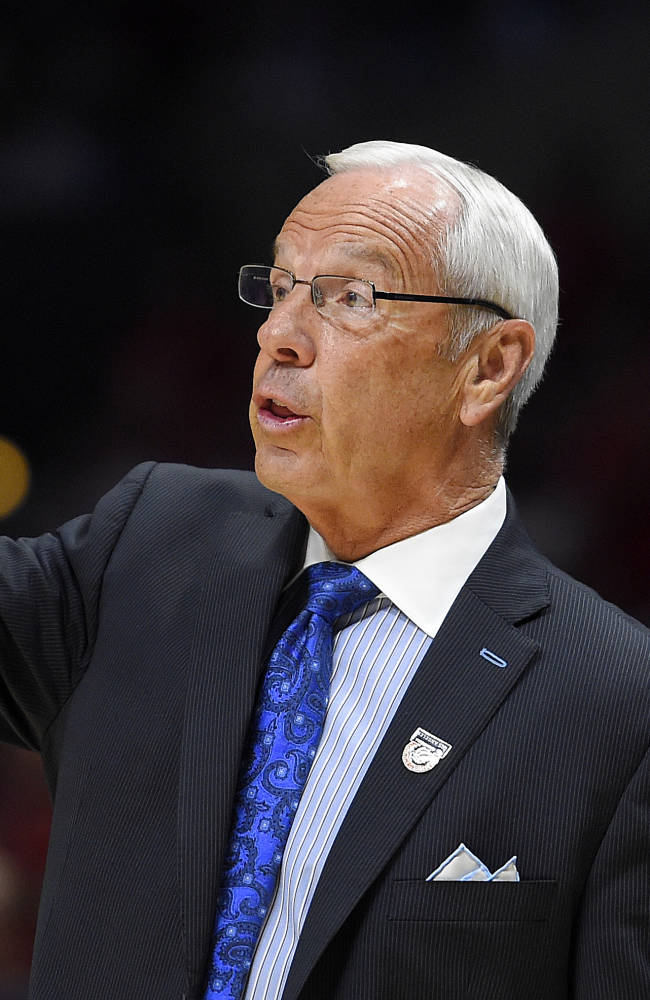 UNC agrees to extension with Roy Williams through 2020