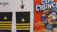 Cap'n Crunch May Not Be a Captain
