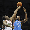 Westbrook scores 26, Thunder beat Bucks 92-79 The Associated Press