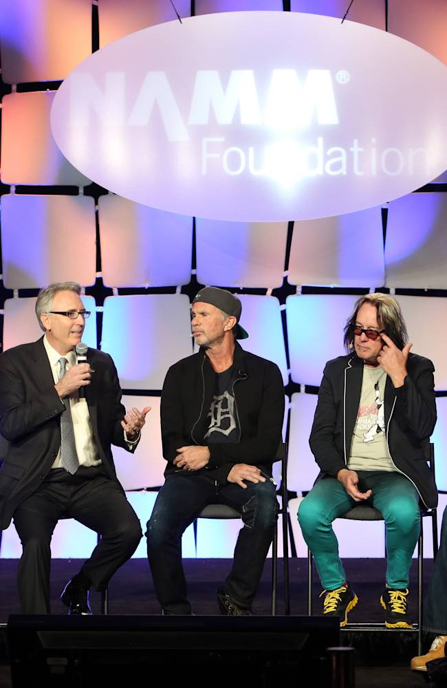 2014 NAMM Show - Day 2