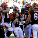 Dalton's sneak gives Bengals 27-24 win over Ravens The Associated Press
