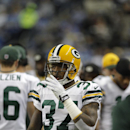 Green Bay Packers cornerback Sam Shields (37) during the third quarter of an NFL football game against the Detroit Lions at Ford Field in Detroit, Thursday, Nov. 28, 2013 The Associated Press