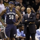 Grizzlies coach focused on Spurs, not his contract (Yahoo! Sports)
