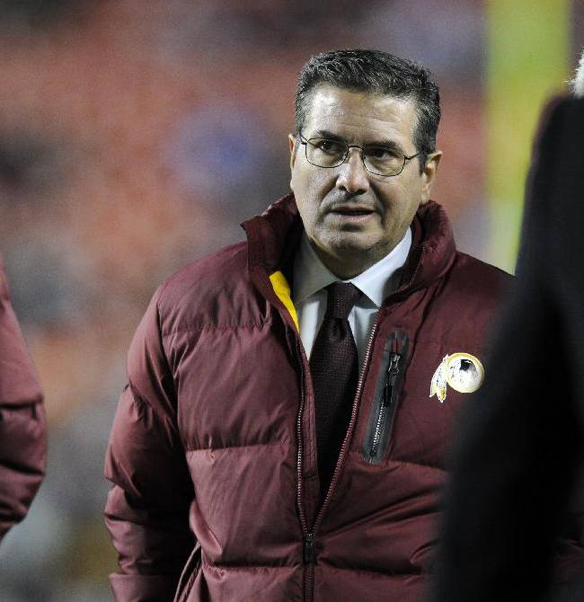 Snyder: Redskins to assist Native Americans