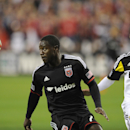 MLS fines Crew defender Gonzalez for embellishment The Associated Press