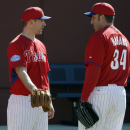 Phillies pitcher Lee confident elbow issues are behind him The Associated Press
