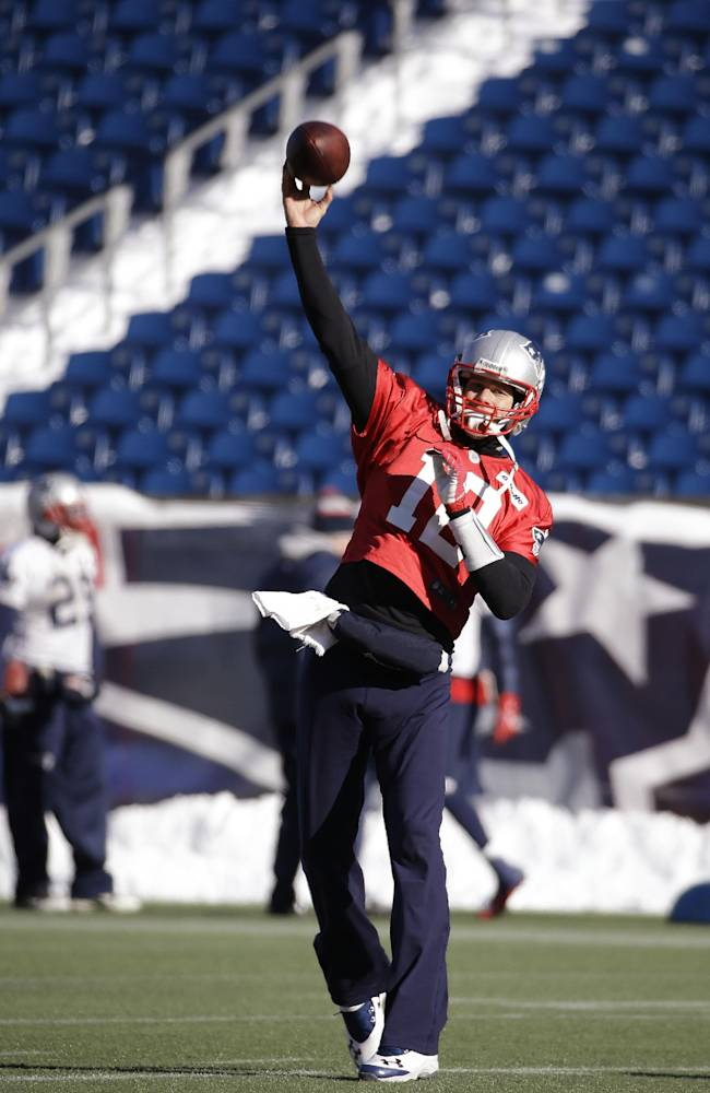Brady hopes for improved performance at Ravens