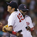 Red Sox rally to 4-3 win over Marlins The Associated Press