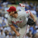 Billingsley pitches Phillies to 7-2 victory over Dodgers The Associated Press