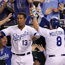 Aoki's 14th-inning hit lifts Royals over Indians The Associated Press