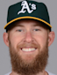 Daric Barton - Oakland Athletics