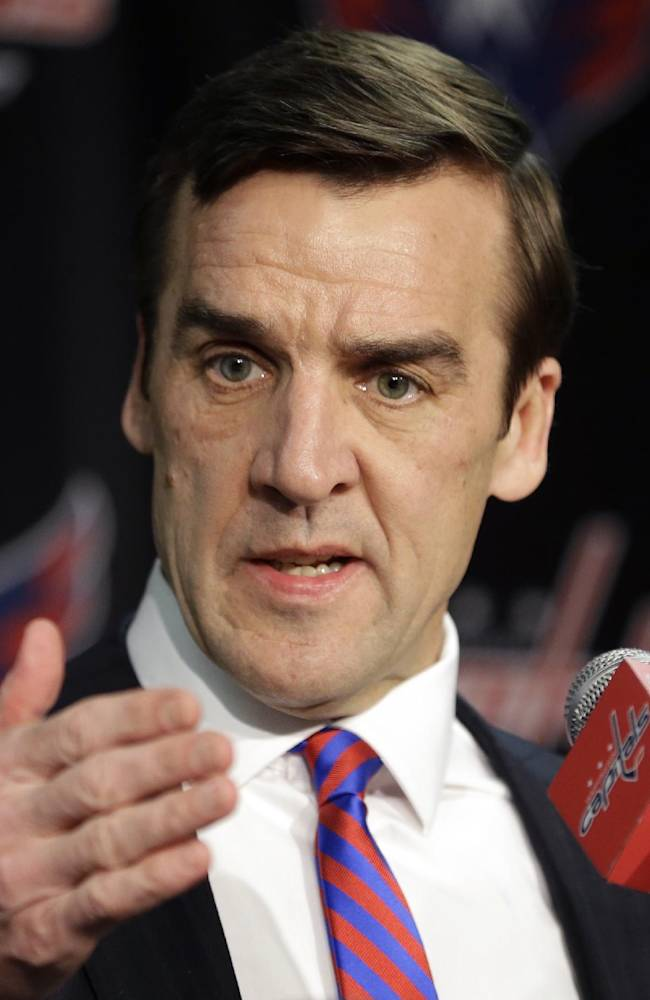 McPhee: Caps could reach finals in next 3 years