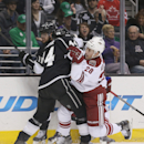 Phoenix Coyotes v Los Angeles Kings Getty Images