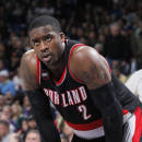 SACRAMENTO, CA - MARCH 1: Wesley Matthews #2 of the Portland Trail Blazers looks on during the game against the Sacramento Kings on March 1, 2015 at Sleep Train Arena in Sacramento, California. (Photo by Rocky Widner/NBAE via Getty Images)