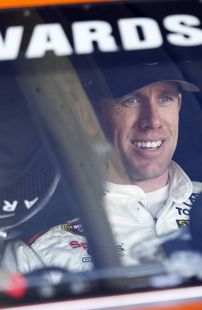 Comcast to sponsor Carl Edwards in 4 races this season