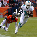 Rookie receiver Landry emerging for Dolphins The Associated Press
