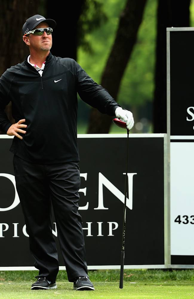 South African Open Championship - Previews