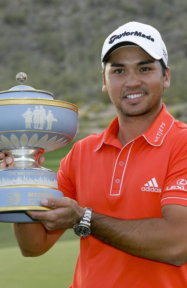 Day wins, and Dubuisson puts on a show