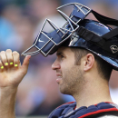 Twins: Joe Mauer moving from catcher to first base The Associated Press