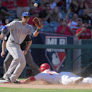Angels prep for playoffs in 2-1 loss to Texas The Associated Press