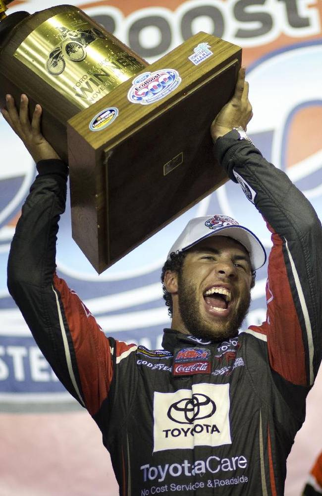 Wallace signs with Roush Fenway for Xfinity Series in 2015
