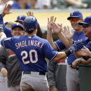Athletics out of top wild-card spot, Texas sweeps The Associated Press