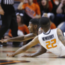Layman leads No. 17 Maryland past Oklahoma State The Associated Press