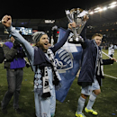 Sporting KC locks up World Cup stars Zusi, Besler The Associated Press