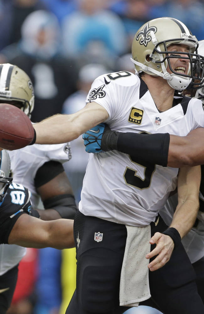 Brees expresses confidence in rookie Armstead