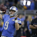 Greg Cosell's Week 17 Review: Nothing wrong with Lions QB Matthew Stafford