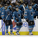 Pavelski scores twice as Sharks beat Leafs 6-2 The Associated Press