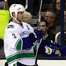 Miller perfect again in Canucks' win over Jackets The Associated Press